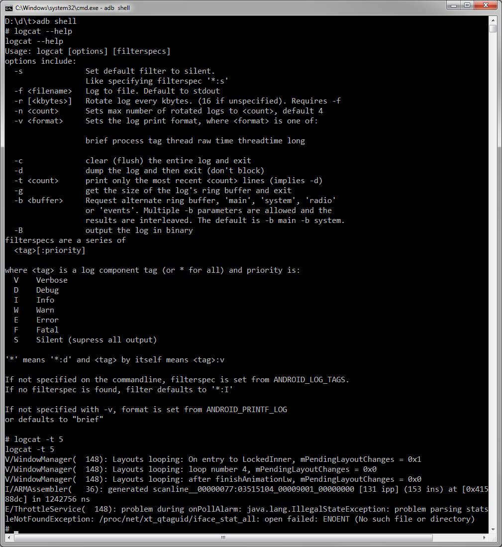 Android-Debug-Bridge-adb_logcat