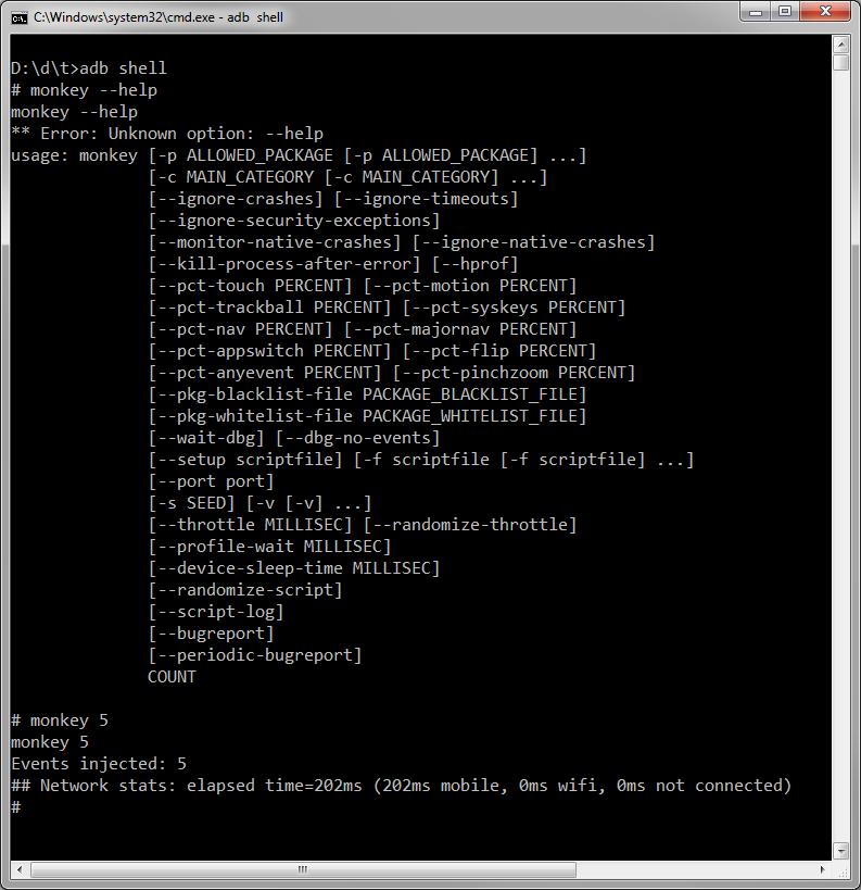 Android-Debug-Bridge-adb_monkey-stress-tool