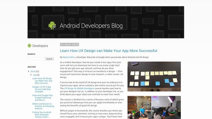 AndroidDevelpoerBlog