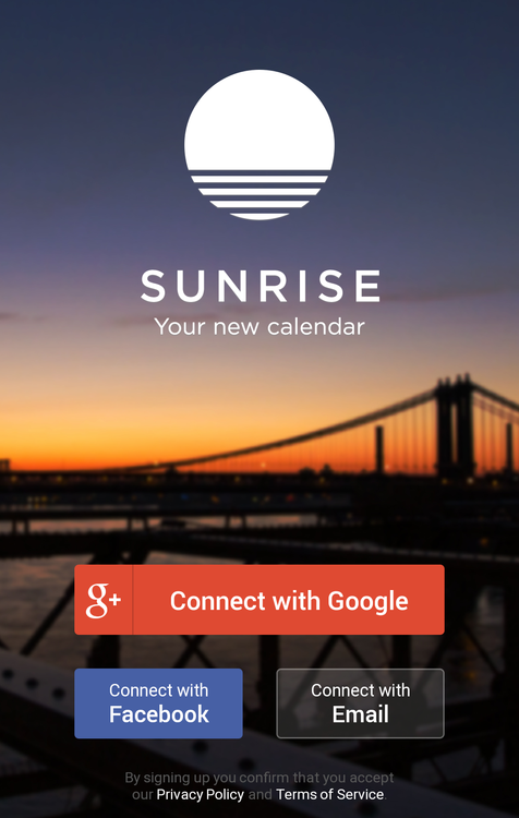beautiful-android-apps-Sunrise-Calendar-1
