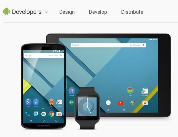 android-developers-website