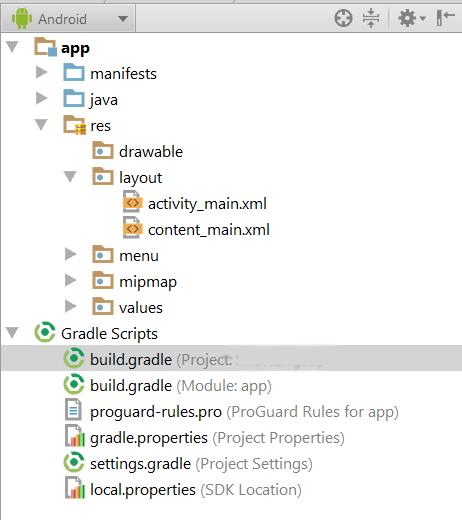 build-gradle-file-selection-jcenter-error-iran