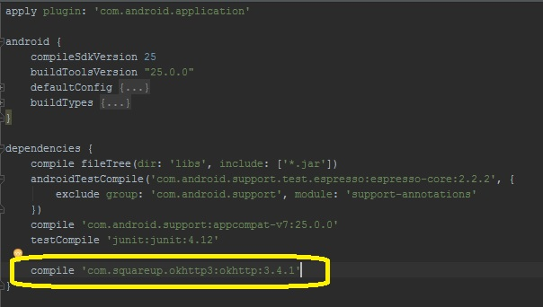 android-studio-gradle-module-app-add-dependency